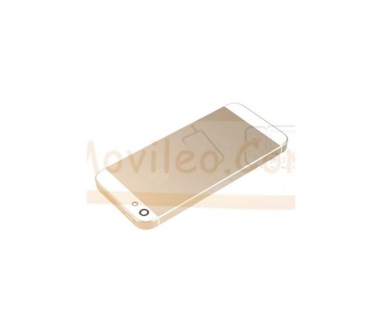 Carcasa color Oro con Blanco Chasis iPhone 5 - Imagen 1