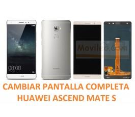 Cambiar pantalla completa Huawei Mate S