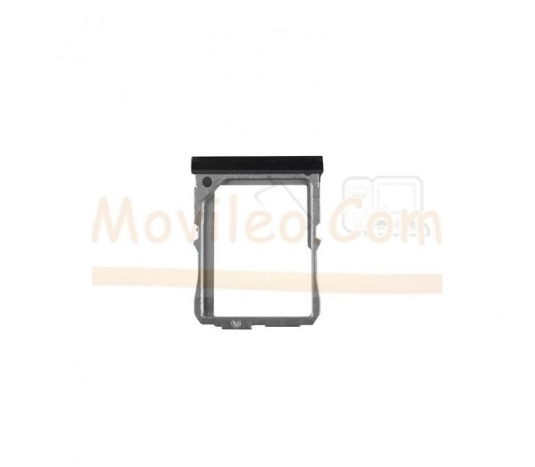 Porta Sim Negro para Lg G2 D802 - Imagen 1