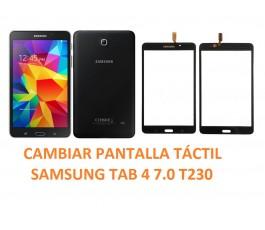 Cambiar Pantalla táctil Samsung Galaxy Tab 4 T230