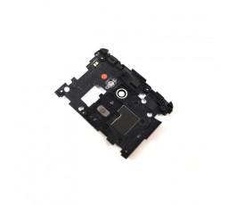 Tapa Intermedia Con Botones para Lg Optimus G2 D802 Negro - Imagen 2