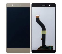 Pantalla completa táctil y lcd display Huawei P9 Lite Dorada