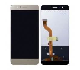 Pantalla completa táctil y lcd Huawei Honor 8 Dorada