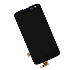 Pantalla completa tactil y lcd display  Lg K4 K120 negra