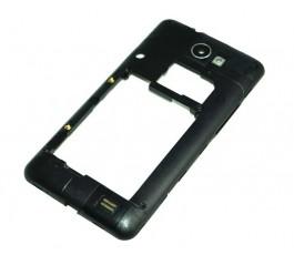 Marco Intermedio para Samsung Galaxy R I9103 Negro Original