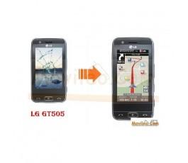 CAMBIAR PANTALLA TACTIL LG GT505 - Imagen 1