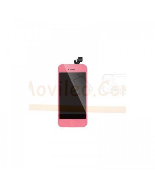 Pantalla Completa Rosa iPhone 5 - Imagen 1