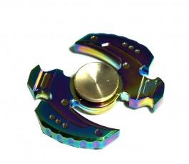 Spinner Metálico larga duración 3-4 min