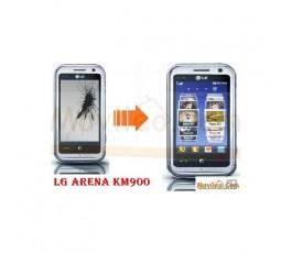 CAMBIAR PANTALLA LCD LG KM900 ARENA - Imagen 1