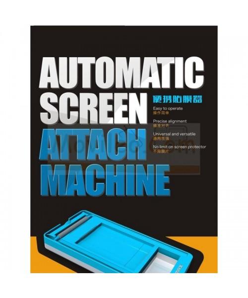 Maquina Automatica para Poner Protectores de Pantalla en los Moviles - Imagen 1