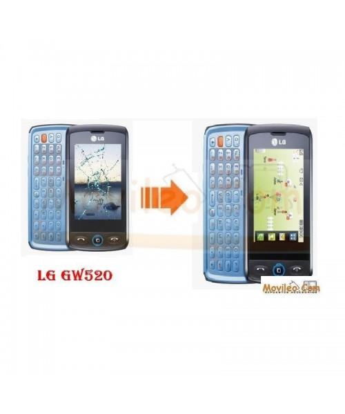 CAMBIAR PANTALLA TACTIL LG GW520 - Imagen 1