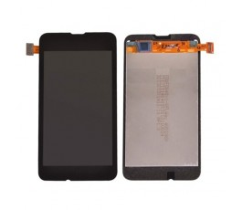 Pantalla completa táctil y lcd para Nokia Lumia 530 negra