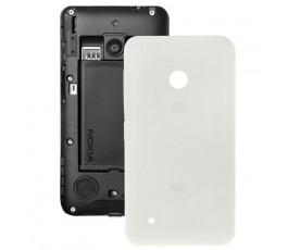Tapa trasera para Nokia Lumia 530 blanca