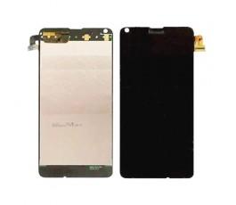 Pantalla completa táctil y lcd para Nokia Lumia 640 XL negra
