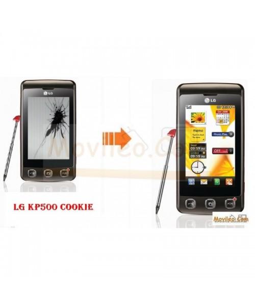 CAMBIAR PANTALLA LCD LG KP500 COOKIE - Imagen 1
