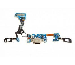 Flex conector carga y micrófono para Samsung Galaxy S7 Edge G935F Original