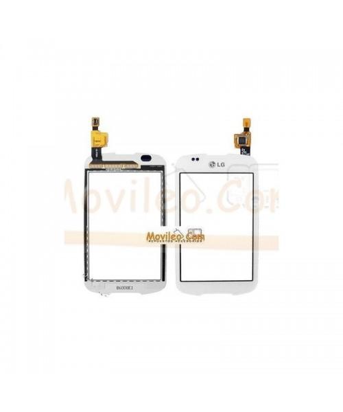 Pantalla Tactil Blanco Lg Optimus One P500 - Imagen 1