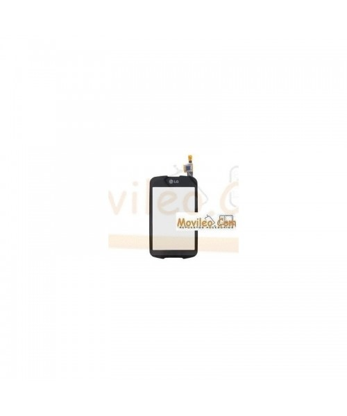 Pantalla Tactil Negro Lg Optimus One P500 - Imagen 1