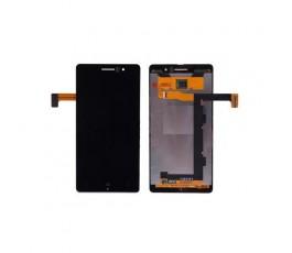 Pantalla completa táctil y lcd para Nokia Lumia 830 negra
