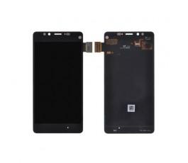 Pantalla completa táctil y lcd para Nokia Lumia 950 negra