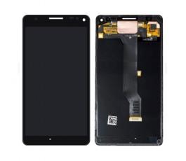 Pantalla completa táctil y lcd para Nokia Lumia 950 XL negra