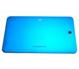 Tapa trasera para Woxter QX82 QX 82 azul original