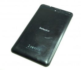 Tapa trasera para Selecline S3T7IN 3G 861896 negro original