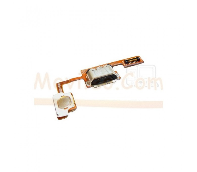 Flex Conector de Carga y Encendido para Lg Optimus Sol E730 - Imagen 1