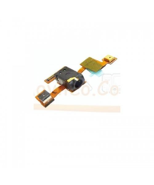 Flex Audio Jack para Lg Optimus Sol E730 - Imagen 1