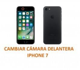 Cambiar cámara delantera Iphone 7