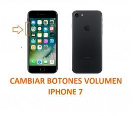 Cambiar botones volumen Iphone 7