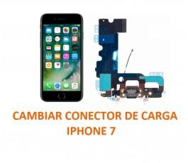 Cambiar conector carga Iphone 7