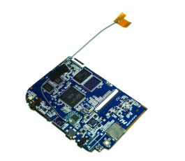 Placa base para T-PAD M713 original