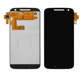 Pantalla completa táctil y lcd para Motorola Moto G4 XT1622 XT1626 negra