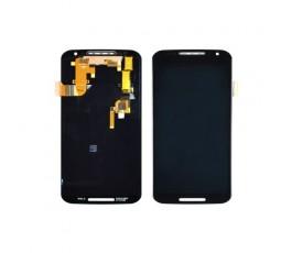 Pantalla completa para Motorola Moto X2 X+1 X 2ºgen XT1092 negra