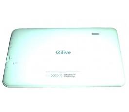 Tapa trasera para Qilive M9526L 874813 blanco original