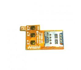 Flex lector Sim y botones para LG Ray X190 Original