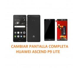 Cambiar pantalla completa Huawei Ascend P9 Lite