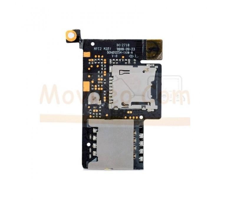 Modulo Lector Sim y Micro SD para Htc Desire G7 - Imagen 1