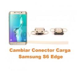 Cambiar conector carga Samsung Galaxy S6 Edge G925F