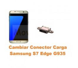Cambiar conector carga Samsung Galaxy S7 Edge G935