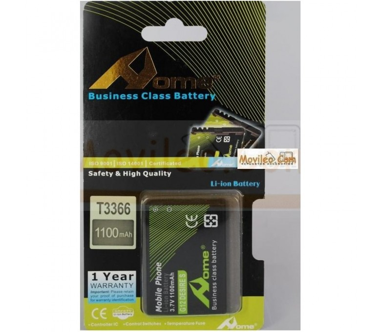 Bateria T3366 Compatible Htc Desire S G12 - Imagen 1