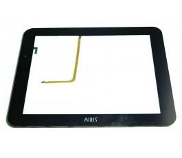Pantalla táctil con marco para Airis OnePad 970 TAB97 negro original