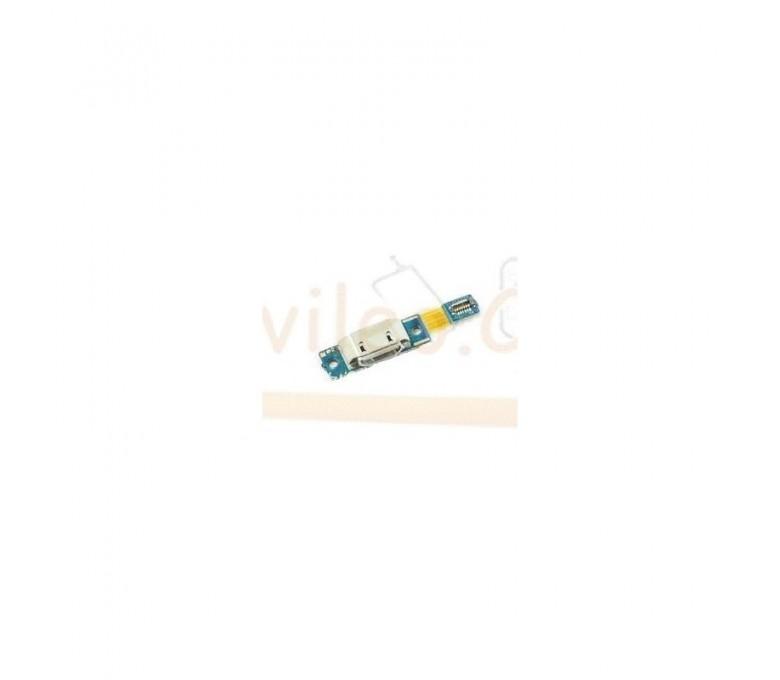 Flex Conector de Carga para Htc Desire S G12 - Imagen 1