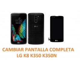 Cambiar Pantalla Completa LG K8 K350 K350N