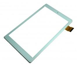 Pantalla táctil con marco para Qilive MY16QF2 867736 Q4T10IN original blanco