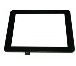 Pantalla táctil con marco para Mediacom SmartPad 860s2 negro original