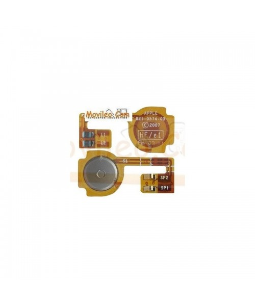 Cable flex boton menu home iphone 3g 3gs - Imagen 1