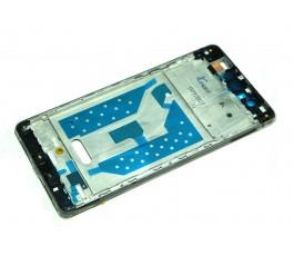 Marco pantalla para Huawei P9 Lite Gris