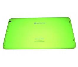 Tapa trasera para Woxter QX 105 QX105 verde original